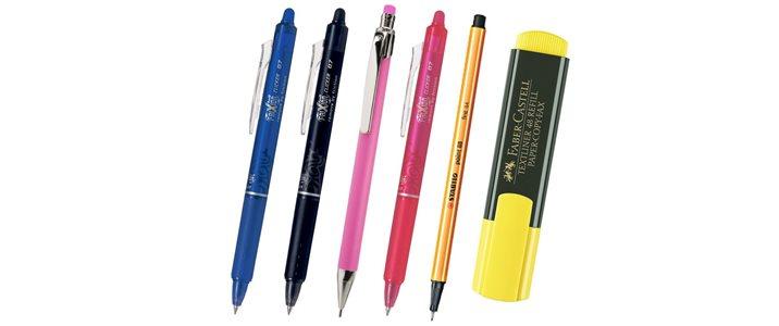 4 för 3 på alla pennor!