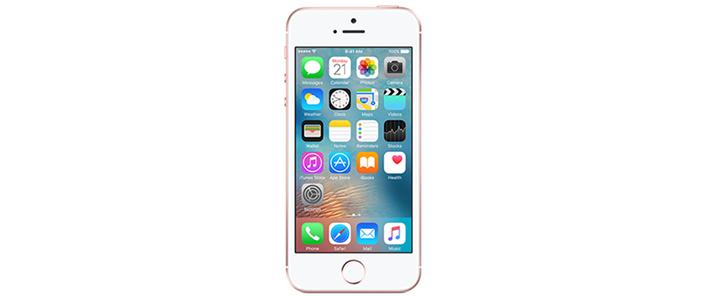 iPhone SE med Fastpris