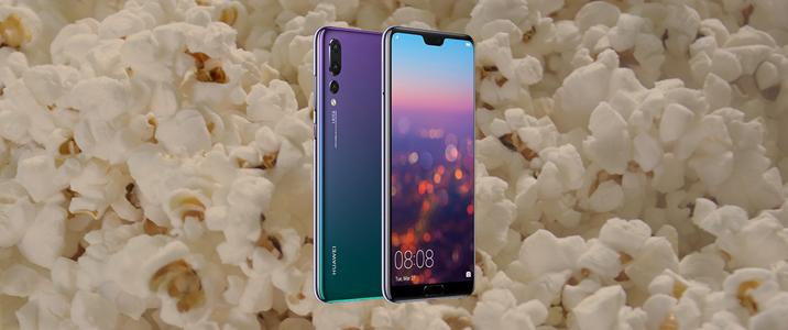 Månadens mobil - Huawei P20 Pro