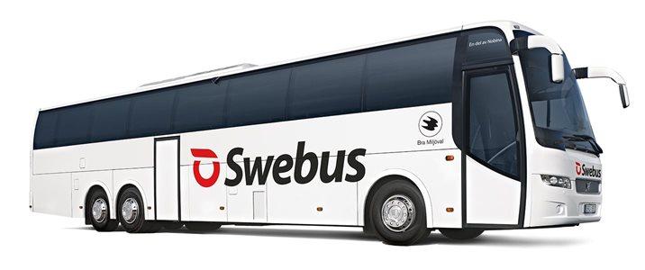 Res med Swebus i höst!
