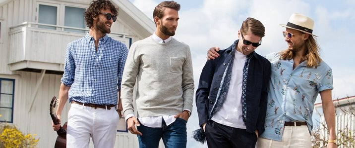 Men's style online
