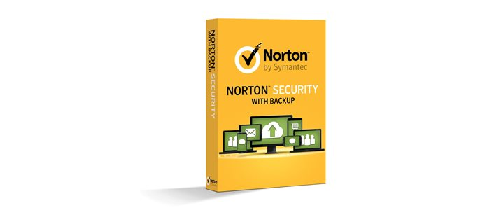 Norton Security med Online back-up