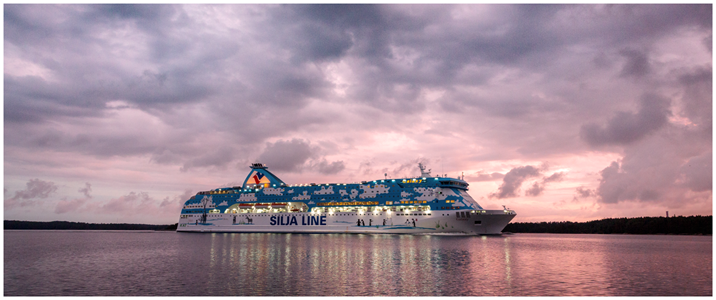 Studentrabatt på kryssningar med Silja Line